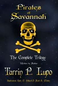 Pirates of Savannah - The Complete Trilogy - Newest Cover