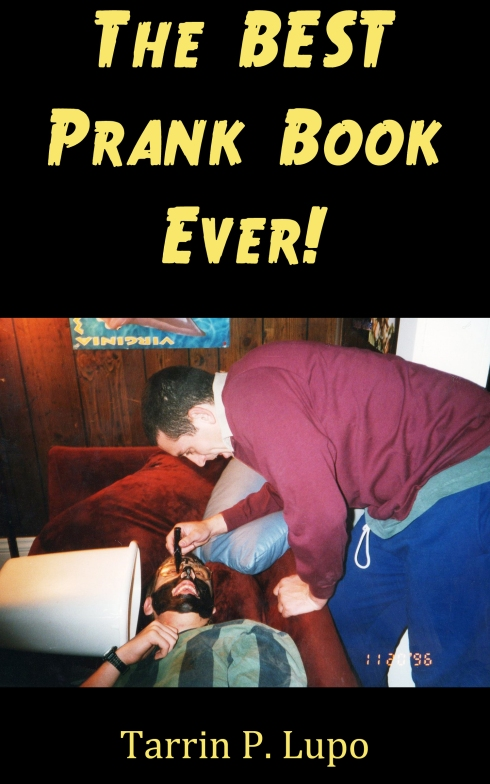 The Best Prank Book Ever