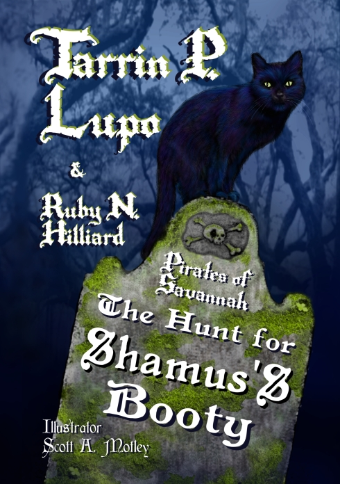 The Hunt For Shamus's Booty